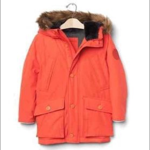 GAP Other - SOLD Gap Kids ColdControl Ulta Max Down Parka